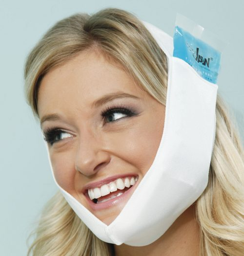 T-800C Hands Free Ice Wrap
