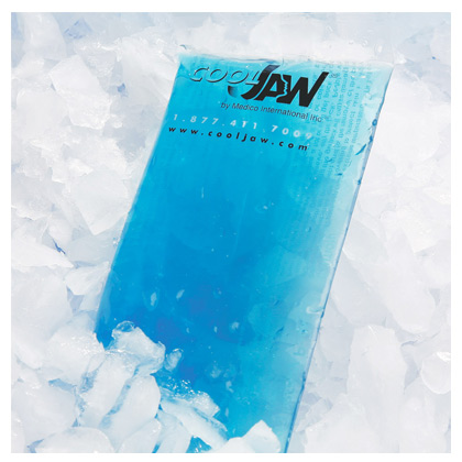 Cool Jaw T-420 HOT/COLD GEL PACKS